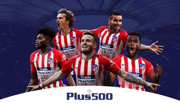 Plus500 atletico madrid